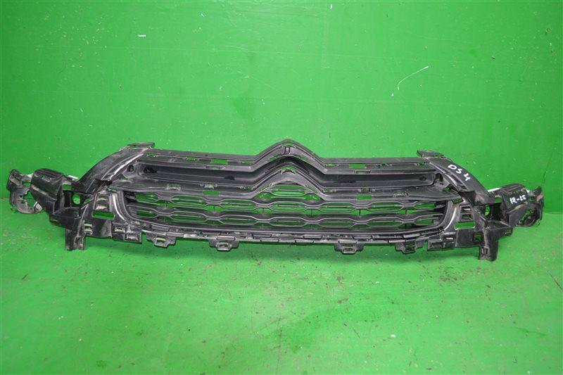 Решетка радиатора Citroen Ds4 2011 (б/у)