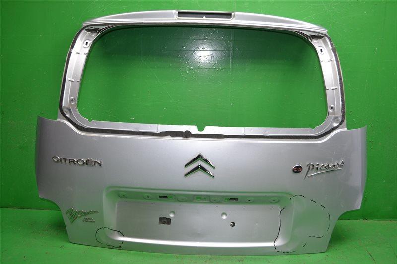 Дверь багажника Citroen C3 Picasso 2009 (б/у)