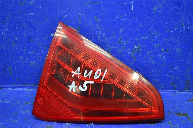 Фонарь Audi A5 8T 2011 левый (б/у)