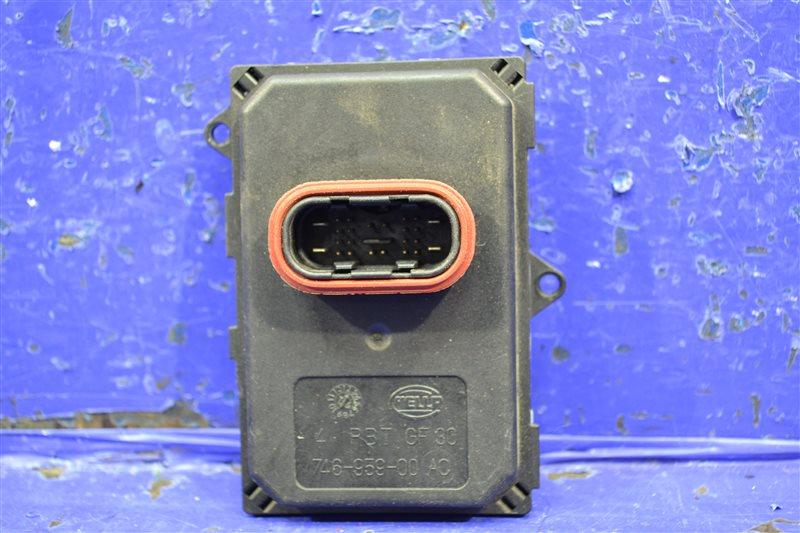 Блок управления фарой Audi A8 D4 2010 (б/у)
