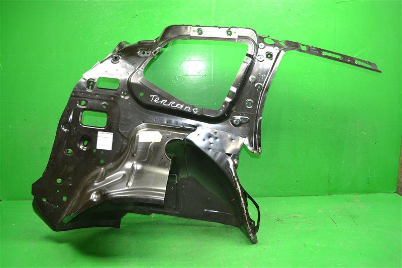Усилитель крыла Nissan Terrano 3 2014 задний правый (б/у)