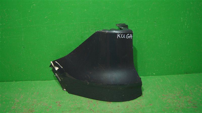 Клык бампера Ford Kuga 2 2012 левый (б/у)
