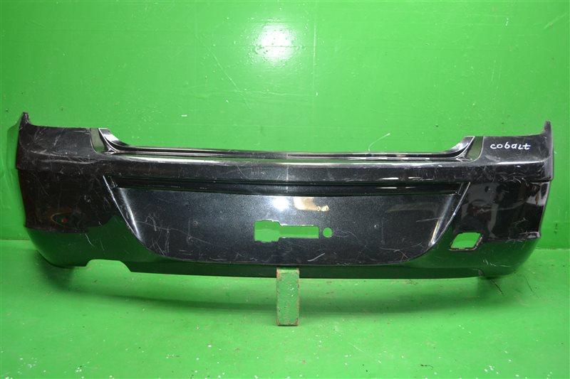 Бампер Chevrolet Cobalt 2011 задний (б/у)
