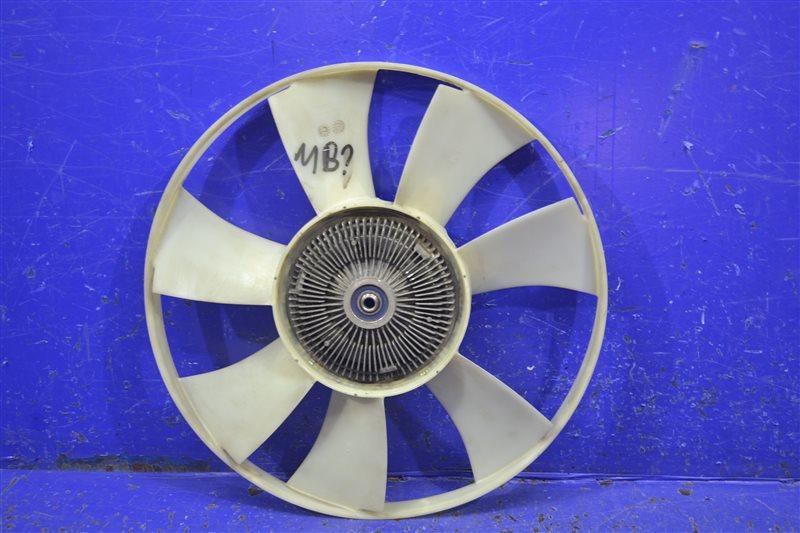 Вентилятор радиатора Mercedes Sprinter W906 (б/у)