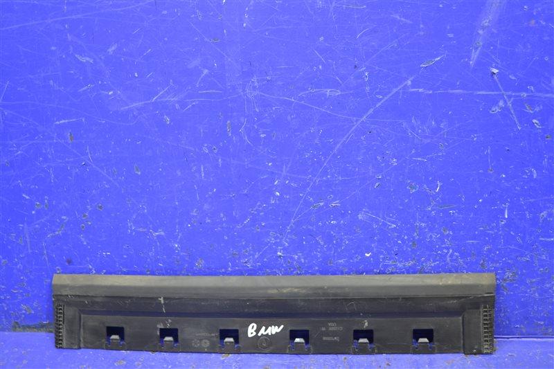 Облицовка передней панели Bmw X5 F15 2013 нижняя (б/у)