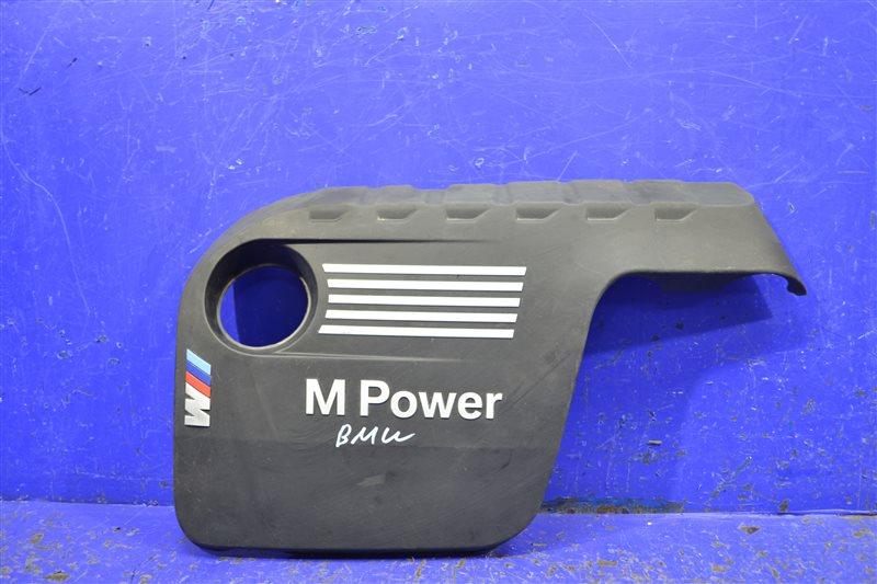 Крышка двигателя Bmw M3 M4 F80 F82 2014 (б/у)
