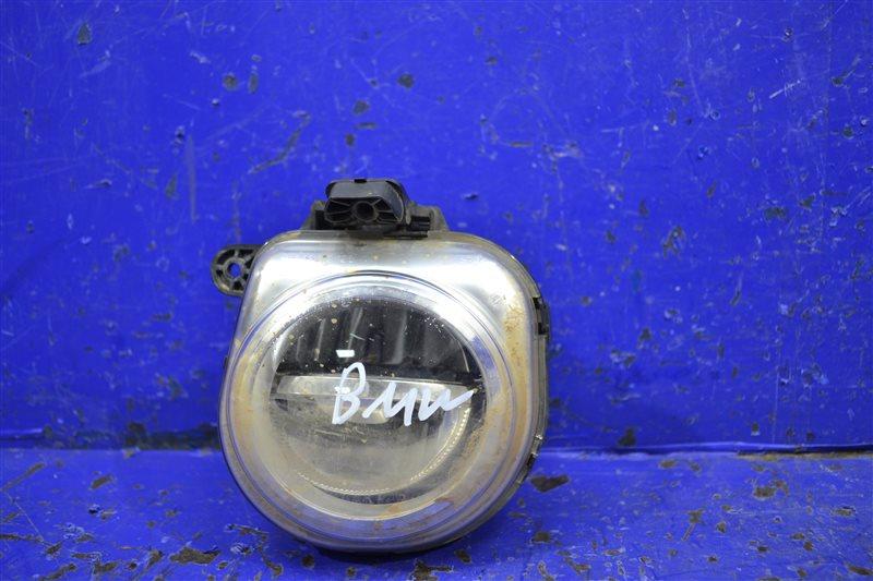 Птф Bmw X3 X4 X5 F25 F26 F15 2010 левый (б/у)