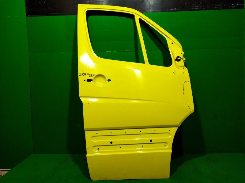Дверь Volkswagen Crafter 2006 передняя правая (б/у)