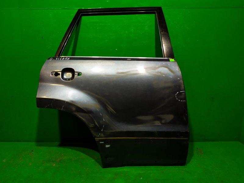 Дверь Suzuki Grand Vitara JT 2005 задняя правая (б/у)