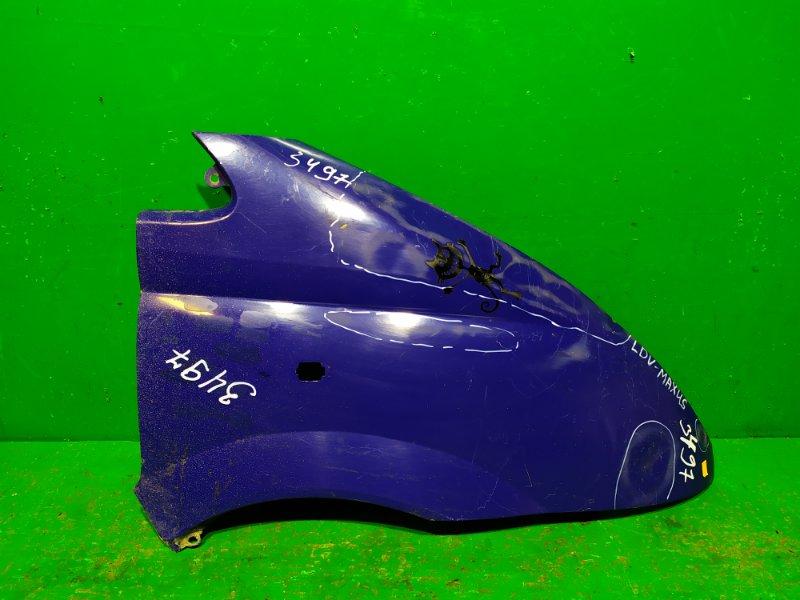 Крыло Ldv Maxus 2005 переднее правое (б/у)