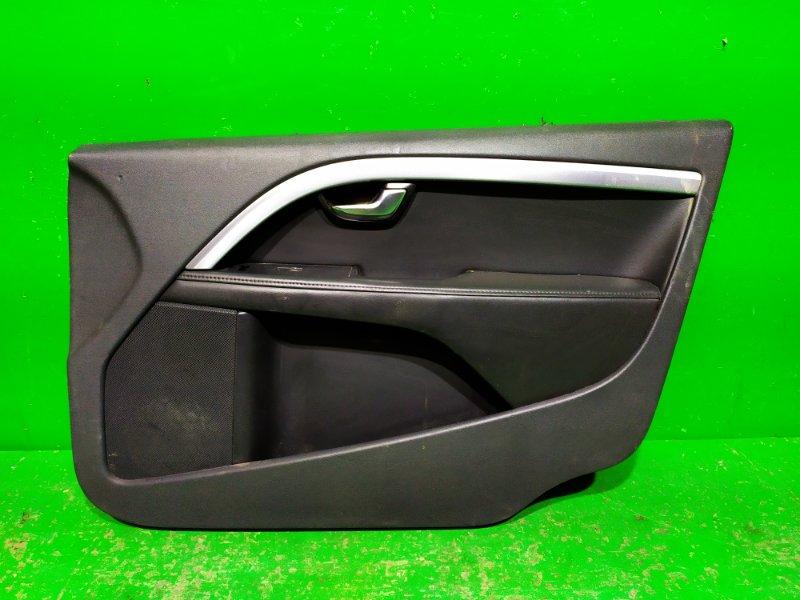 Обшивка двери Volvo S80 2 2006 передняя правая (б/у)