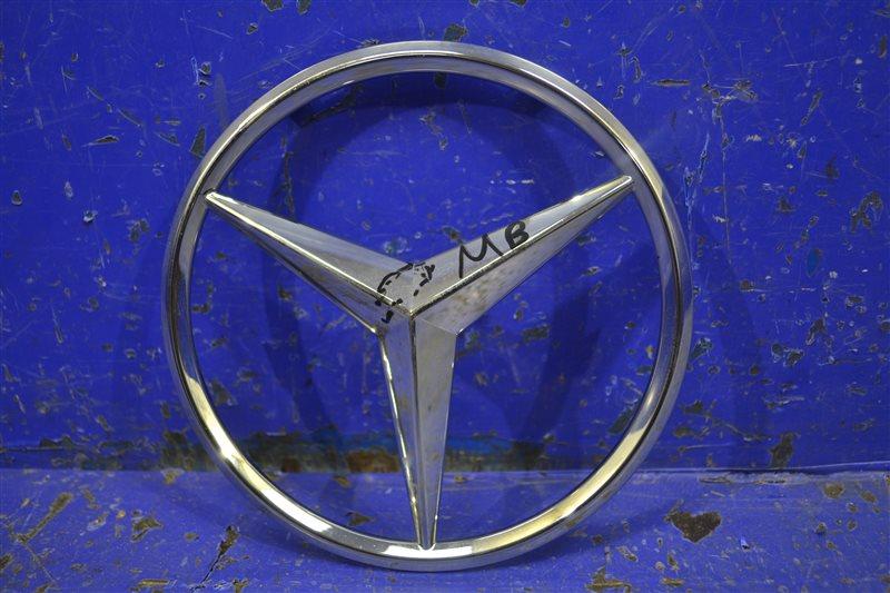Эмблема Mercedes C W205 2014 (б/у)