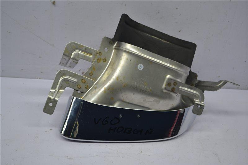 Насадка глушителя Volvo V60 2 2018 правая