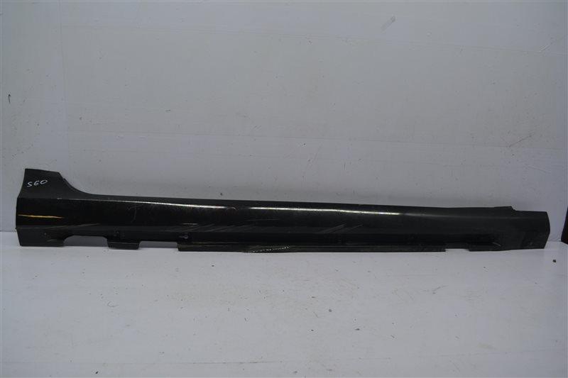 Накладка порога Volvo S60 2 2010 правая (б/у)