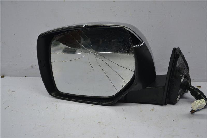Зеркало Mitsubishi Lancer 10 2007 левое (б/у)