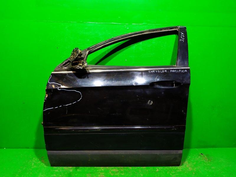 Дверь Chrysler Pacifica 2003 передняя левая (б/у)
