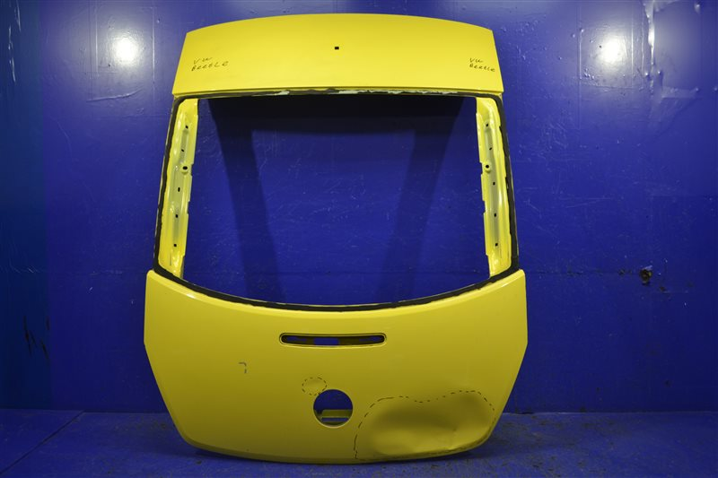 Дверь багажника Volkswagen Beetle A5 2011 (б/у)