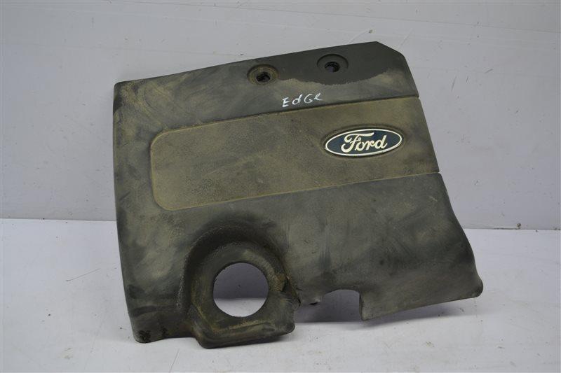Накладка моторного отсека Ford Edge РЕСТАЙЛИНГ 2010 (б/у)