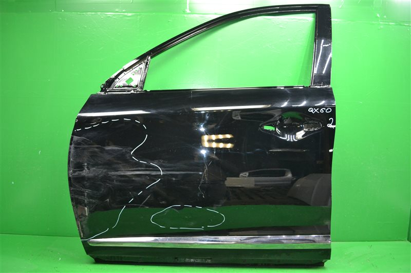 Дверь Infiniti Jx Qx60 2013 передняя левая (б/у)