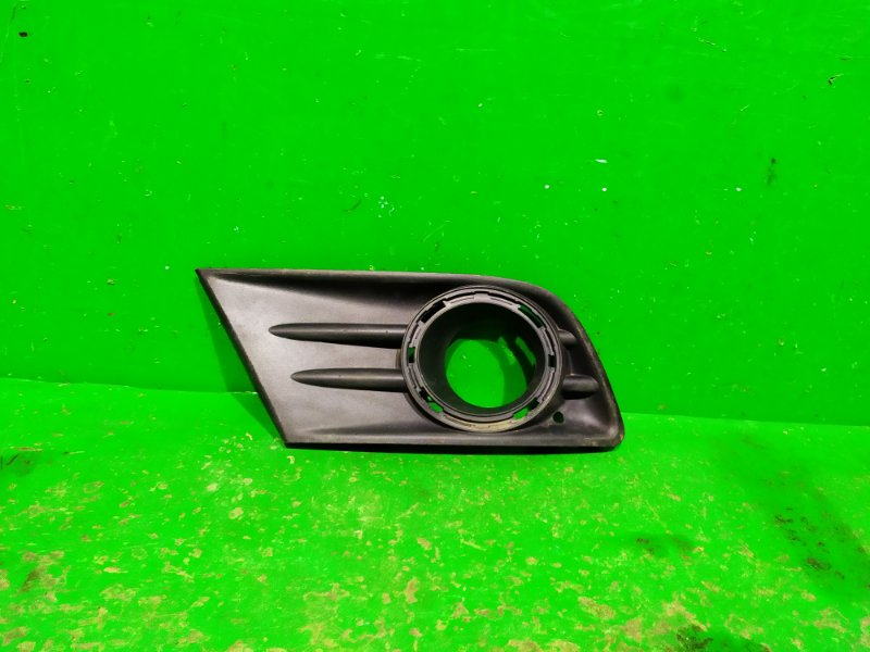 Накладка птф Honda Pilot 2 РЕСТАЙЛИНГ 2011 левая (б/у)