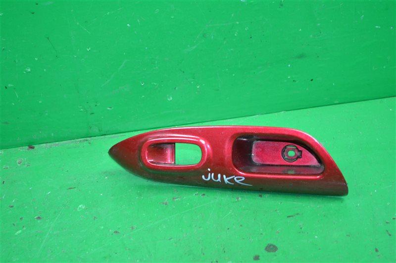 Переключатель стеклоподъемника Nissan Juke YF15 2010 задний правый (б/у)
