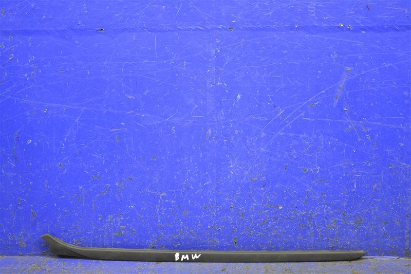 Молдинг лобового стекла Bmw 3 F30 2011 левый (б/у)