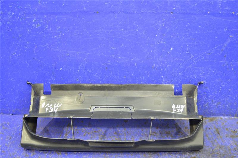 Воздуховод Bmw 3 Gt F34 2011 нижний (б/у)