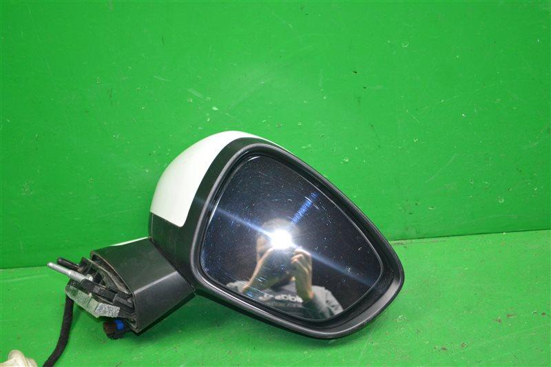 Зеркало Citroen Ds4 2011 правое (б/у)