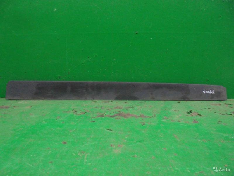 Накладка двери Infiniti Jx Qx60 2012 передняя левая (б/у)