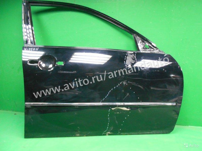 Дверь Infiniti M Y50 2005 передняя правая (б/у)