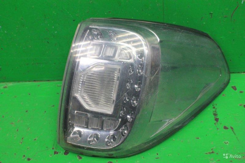 Фонарь Nissan Patrol Y62 2010 (б/у)