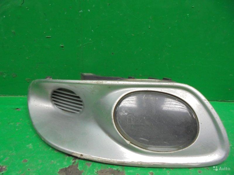 Накладка птф Nissan Cefiro 3 1998 правая (б/у)
