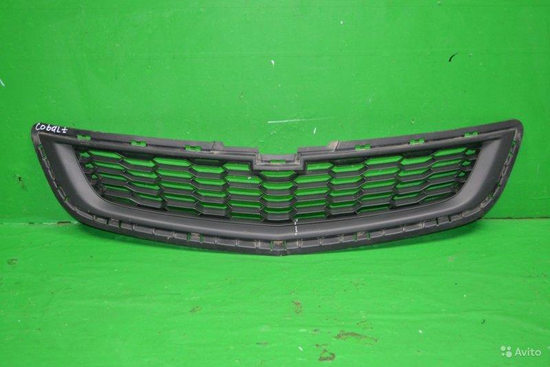 Решетка радиатора Chevrolet Cobalt 2 2011 (б/у)