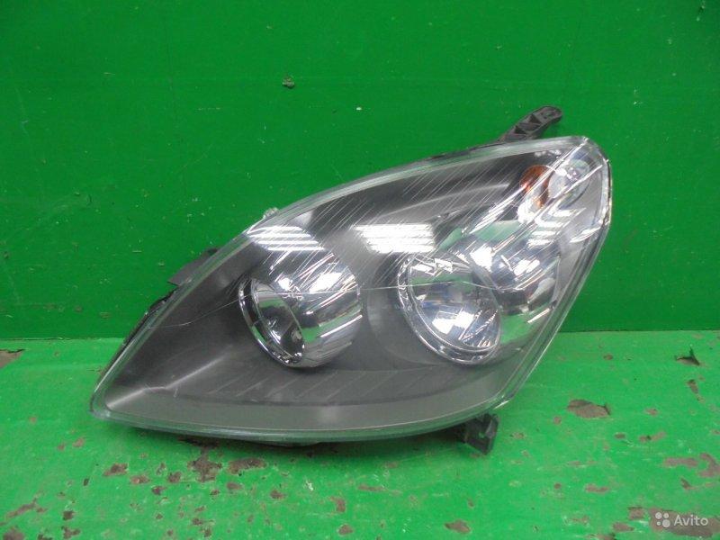 Фара Opel Zafira B 2005 левая