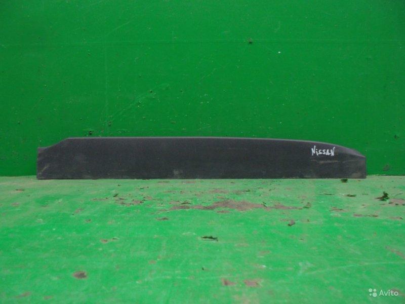 Накладка двери Infiniti Jx Qx60 2012 задняя левая (б/у)