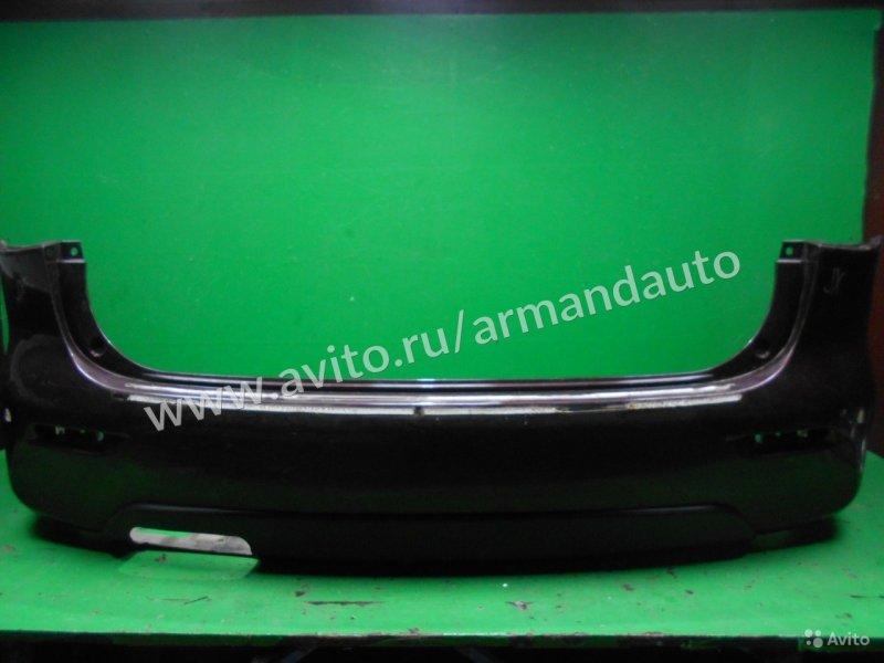 Бампер Infiniti Jx Qx60 L50 2012 задний (б/у)