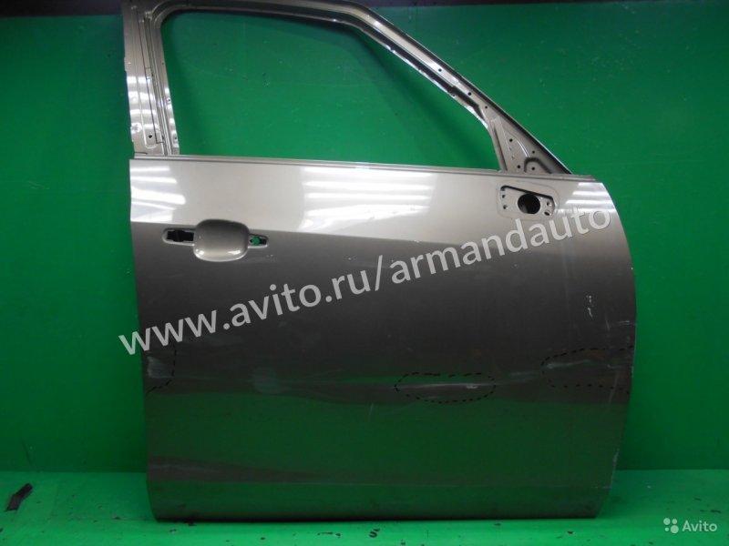 Дверь Opel Zafira C 2011 передняя правая (б/у)
