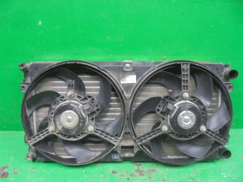 Диффузор Chevrolet Niva 2002 (б/у)