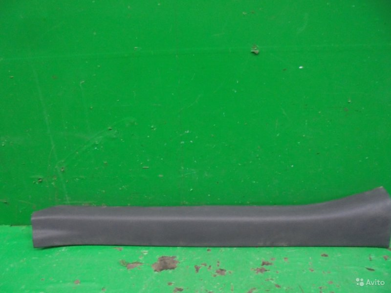 Накладка порога Nissan Sentra B17 2012 (б/у)