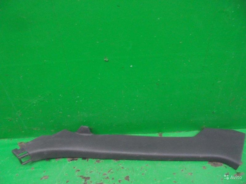 Обшивка стойки Nissan Sentra B17 2012 (б/у)