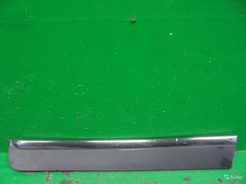 Накладка двери Infiniti Ex J50 2007 задняя правая (б/у)