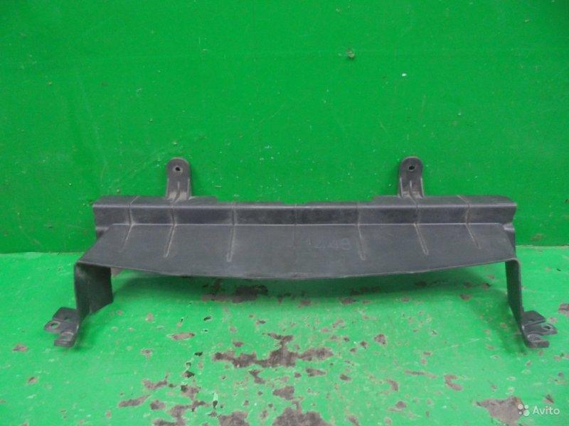 Воздуховод радиатора Chevrolet Aveo T300 2011 верхний (б/у)