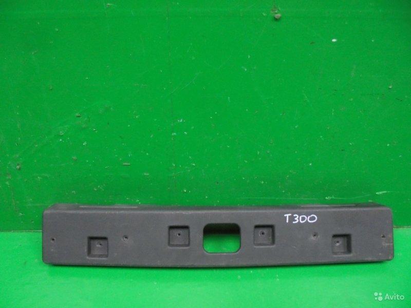 Площадка номерного знака Chevrolet Aveo T300 2011 (б/у)