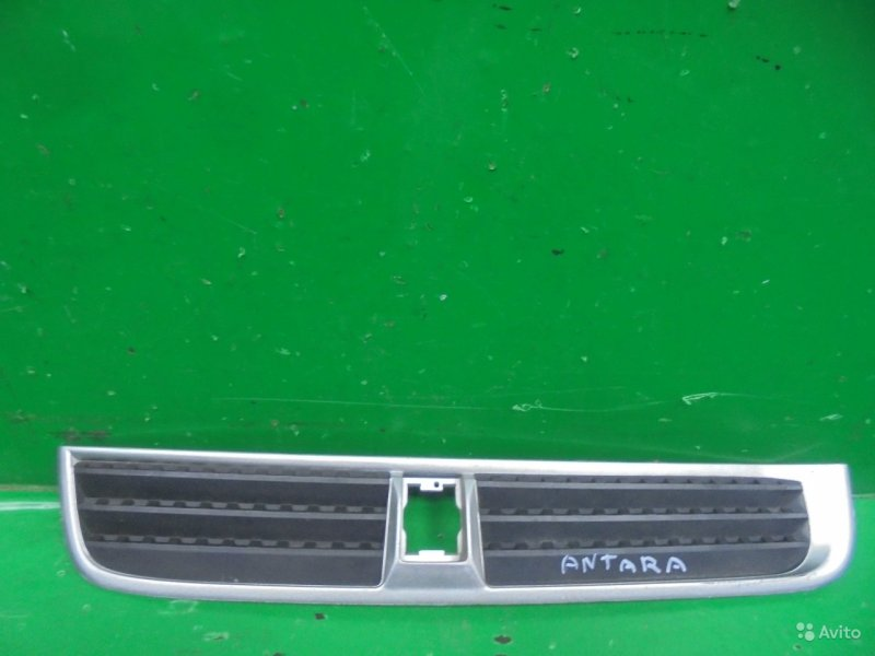 Накладка крыла Opel Antara 2006 передняя (б/у)