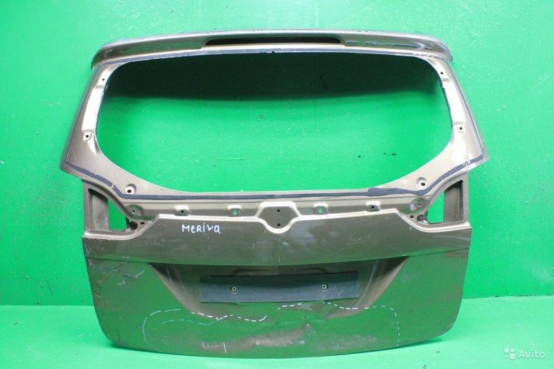 Дверь багажника Opel Zafira C 2011 (б/у)