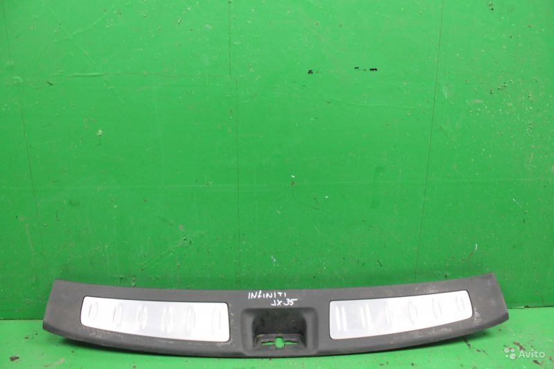 Накладка замка багажника Infiniti Jx Qx60 2012 (б/у)