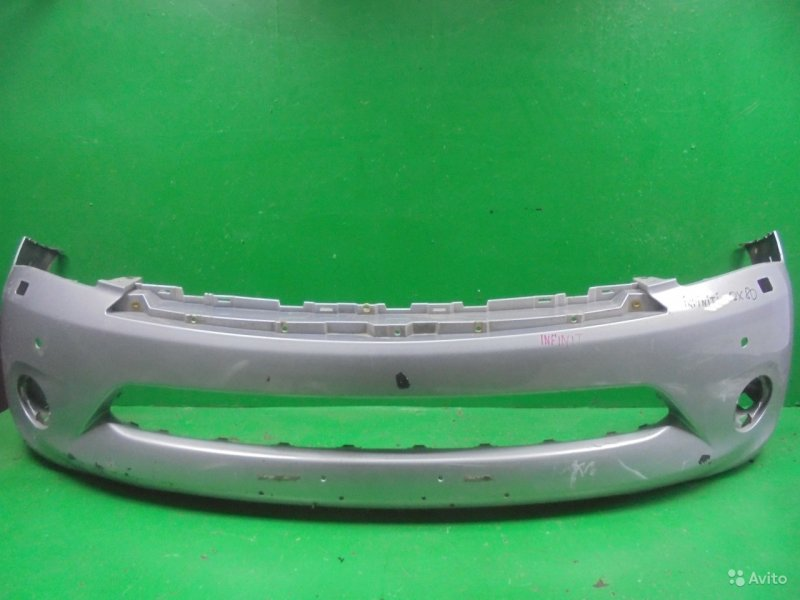 Бампер Infiniti Qx56 Z62 2010 передний (б/у)