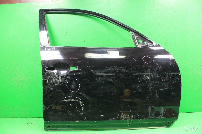 Дверь Infiniti Ex J50 2007 передняя правая (б/у)