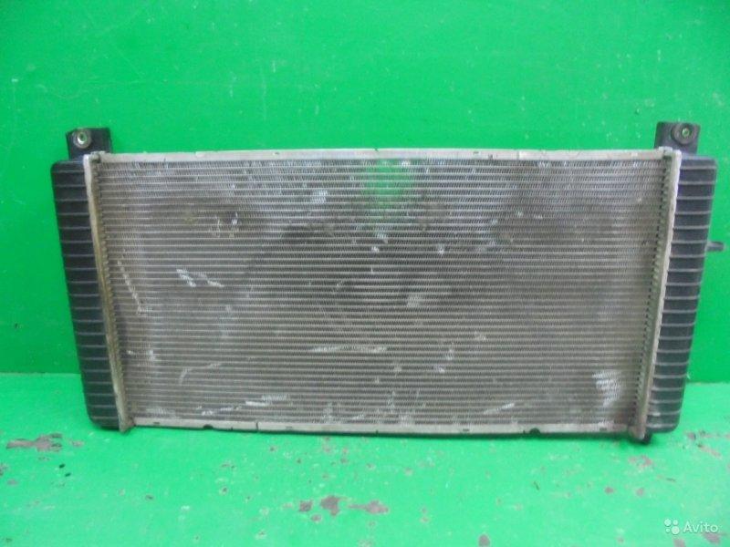Радиатор охлаждения Chevrolet Tahoe 3 2006 (б/у)