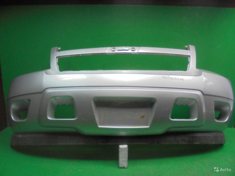 Бампер Chevrolet Tahoe 3 2006 передний (б/у)
